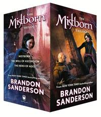 Mistborn Trilogy Boxed Set by Brandon Sanderson