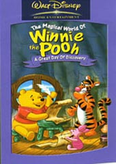 Winnie The Pooh - Volume 4 : A Great Day Of Discovery on DVD