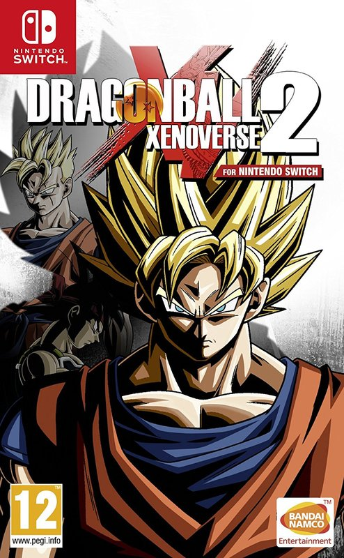 Dragon Ball Xenoverse 2 for Switch