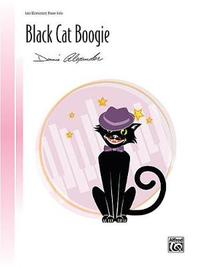Black Cat Boogie by Dennis Alexander image