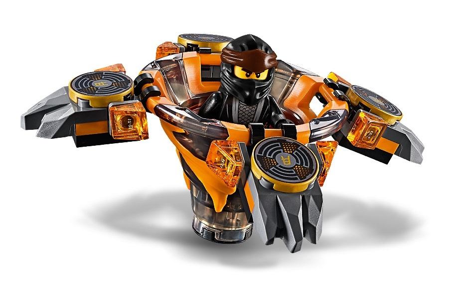 LEGO Ninjago - Spinjitzu Cole | Toy | at Mighty Ape NZ