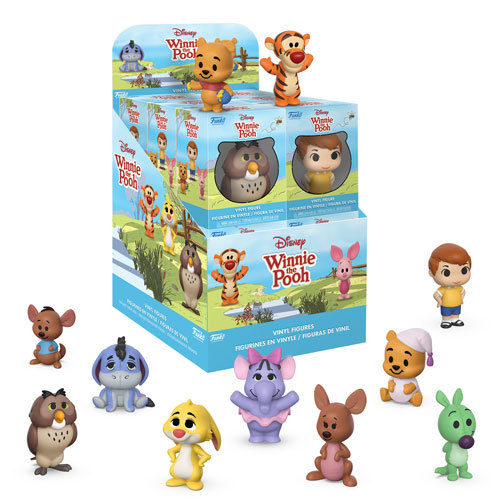 Disney: Winnie the Pooh  - Mini Vinyl Figure (Assorted Designs)