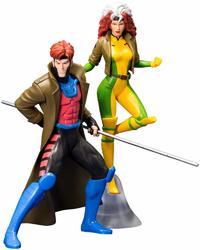 ARTFX+ Gambit & Rogue 2-Pack - PVC Figure