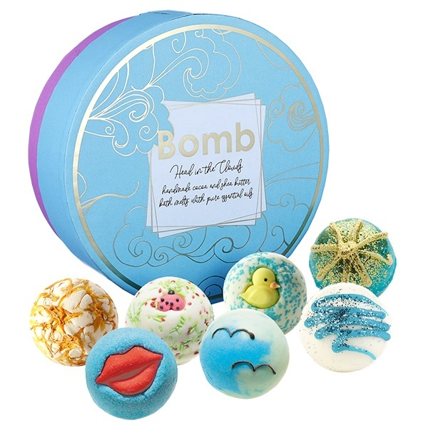 Bomb Cosmetics - Head in the Clouds Creamer Gift Set