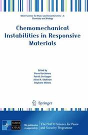 Chemomechanical Instabilities in Responsive Materials