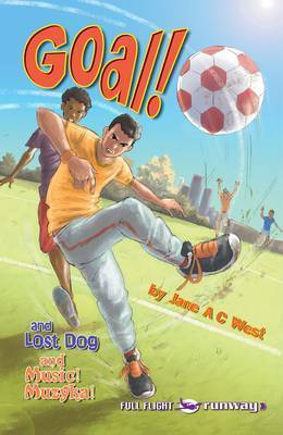 Goal!: Level 3 by Jane A.C. West