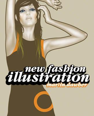 New Fashion Illustration by Martin Dawber