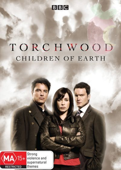 Torchwood - Children of Earth (2 Disc Set) on DVD image