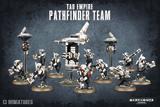 Warhammer 40,000 Tau Empire - Pathfinder Team