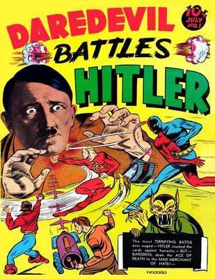 Daredevil Battles Hitler 1 by Comic House