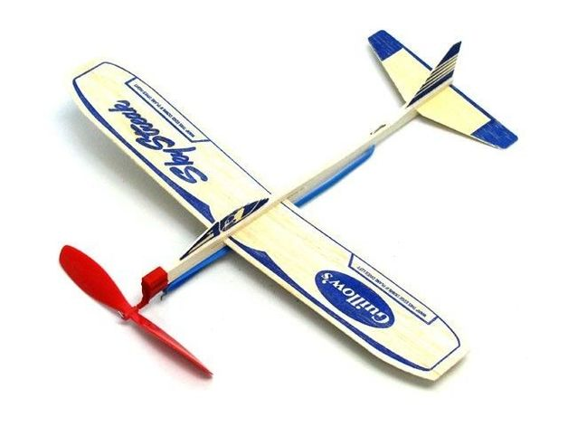 Guillow: Junior Plane - #50 Sky Streak Glider