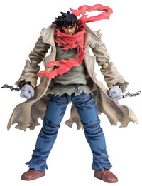Getter Robo: Ryoma Nagare - 4INCHNEL Articulated Figure