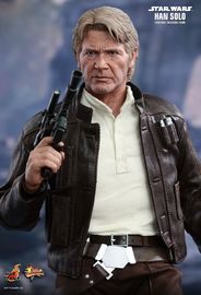 "Star Wars: The Force Awakens - 12"" Han Solo Figure image"