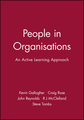People in Organisations by Kevin Gallagher