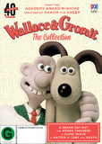 The Wallace & Gromit Collection DVD