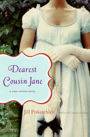 Dearest Cousin Jane by Jill Pitkeathley image
