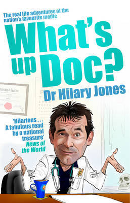 What's Up Doc? by Hilary Jones image