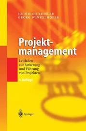 Projektmanagement: Leitfaden Zur Steuerung Und Fuhrung Von Projekten by Heinrich Ke_ler