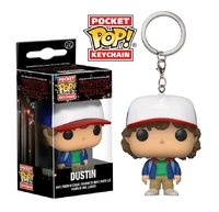 Stranger Things - Dustin Pocket Pop! Keychain image