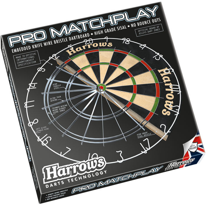 Harrows: DPNZ - Pro Match Board image