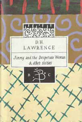 Jimmy and the Desperate Woman by D.H. Lawrence image