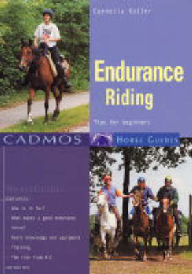 Endurance Riding by Cornelia Koller
