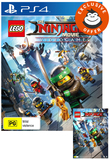 LEGO Ninjago Movie for PS4