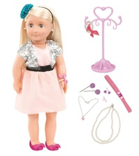 """Our Generation: 18"""" Jewellery Doll - Anya"""