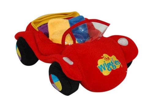 "The Wiggles: Big Red Car - 11"" Plush"