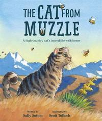 The Cat from Muzzle by Sally Sutton