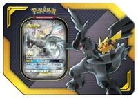 Pokemon TCG: Tag Team - GX Tin (Pikachu & Zekrom-GX)