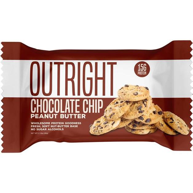 Outright Protein Bar - Choc Chip Peanut Butter (60g)