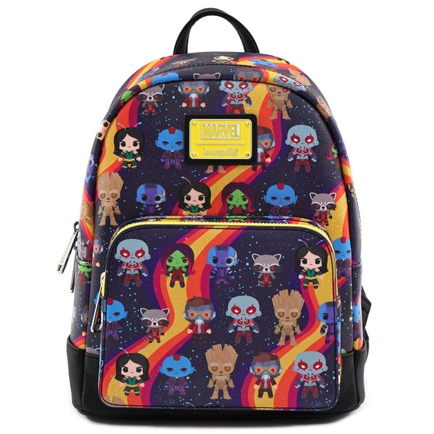 Loungefly: Guardians Of The Galaxy 2 Mini Backpack - Chibi