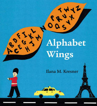 Alphabet Wings by Ilona M. Kresner image
