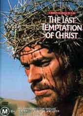 The Last Temptation of Christ on DVD