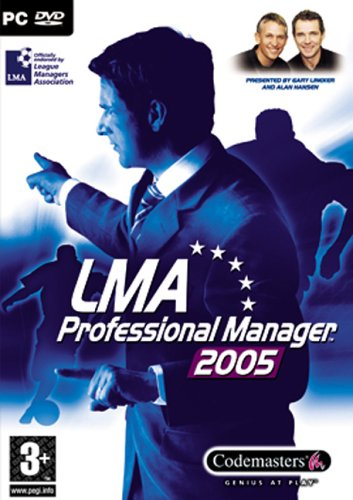 LMA Manager 2005 for PC Games image