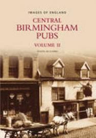 Central Birmingham Pubs Volume 2 by Joe McKenna image