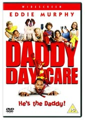 Daddy Day Care on DVD