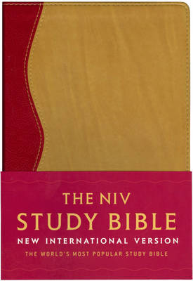 NIV Study Bible by International Bible Society image