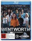 Wentworth - Season 3 on Blu-ray
