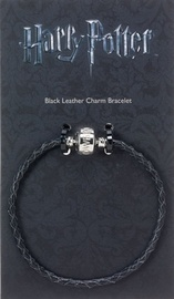 Harry Potter: Slider Charm Leather Bracelet - XL