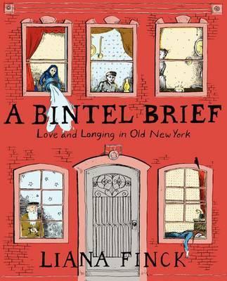 A Bintel Brief by Liana Finck image