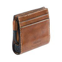 Nomad Horween Leather Charging Wallet - Slim (Brown)