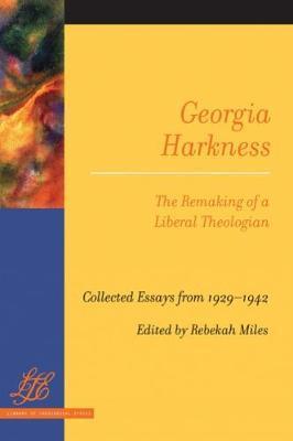 Georgia Harkness image
