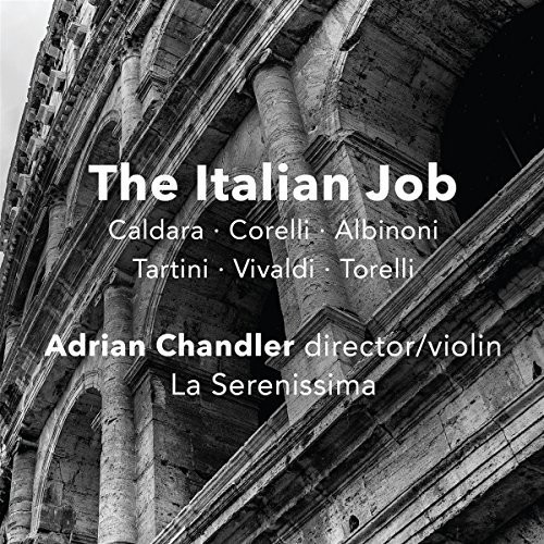 The Italian Job by Johannes Moser