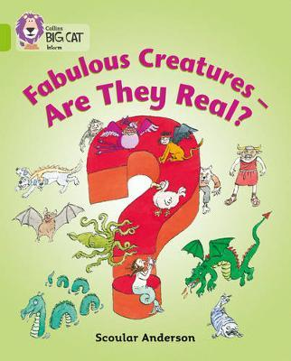 Fabulous Creatures - Are they Real? by Collins Educational image