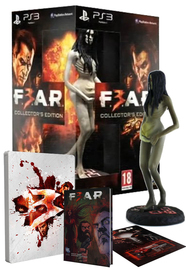 F.E.A.R. 3 Collector's Edition for PS3