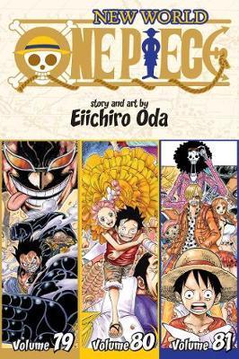 One Piece (Omnibus Edition), Vol. 27 by Eiichiro Oda image