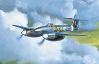 Trumpeter 1/48 Westland Whirlwind - Scale Model
