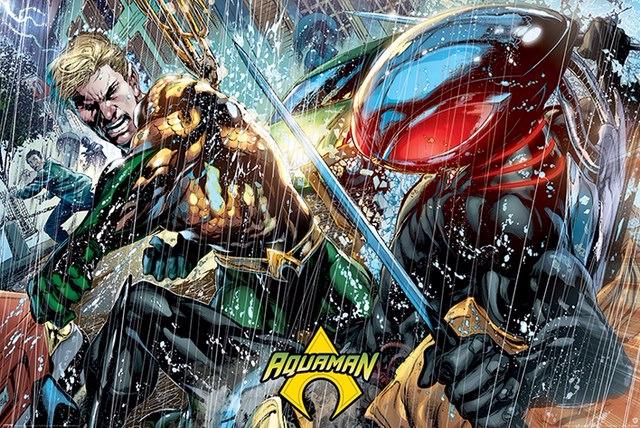 Aquaman Maxi Poster - Atlantean Punch (974) image